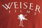 Weiser Films Fiddle T-Shirt, Cardinal Red, photo